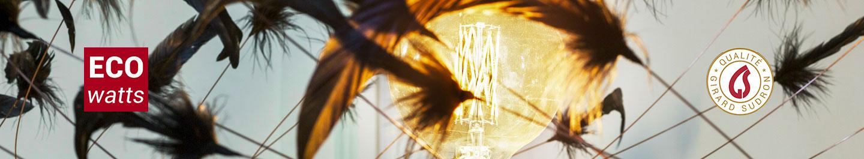 Ampoules Filament LED EcoWatts