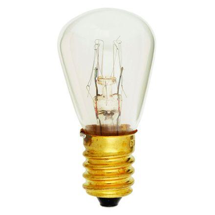 Lampe Veilleuse Incan. 10W E14 2750K 75Lm