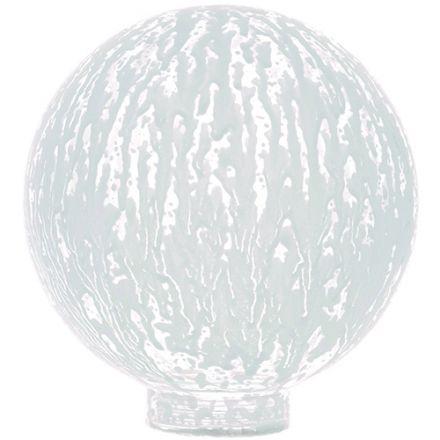 Globe D.100 Splash Blanc P De Vis 31,5Mm