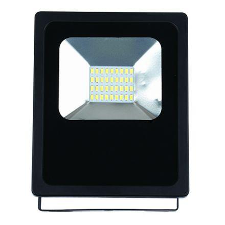 Isonoe - Projecteur LED IP65 143x48x182 20W 3000K 1600lm 120° Noir