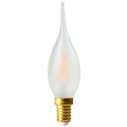 Flamme GRAND SIECLE GS4 Filament LED 5W E14 2700K 580lm Mate