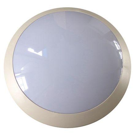 FS Lenie - EcoWatts - Plafonnier LED IP 66 Ø355x118 20W 4000K 1800lm 160° blanc