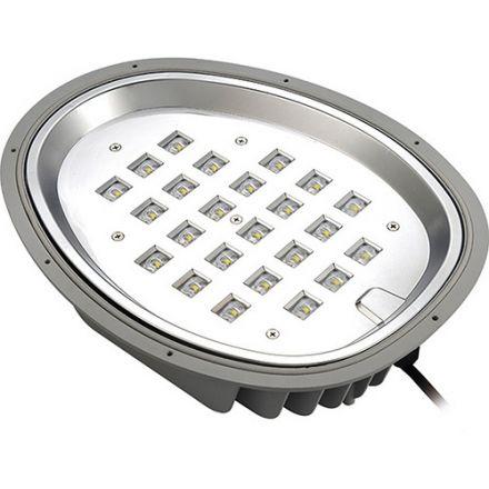 Sponde - Module LED 328x260x56 40W 3000K 4484lm 85x135° argent