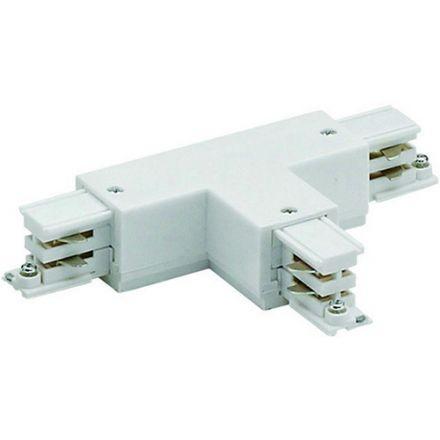 Connecteur T blanc