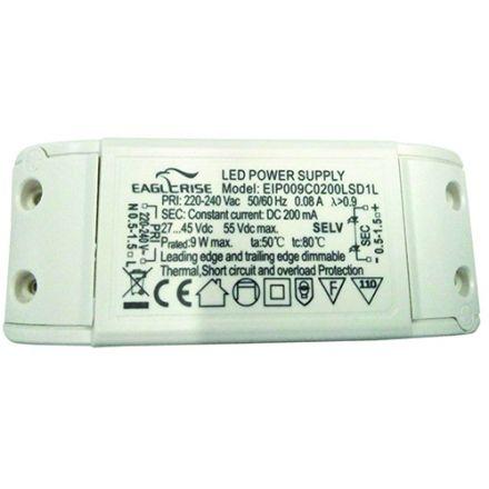 Driver pour dalle LED 105x42x24 7W Triac Dim