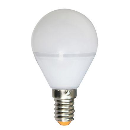 Sphérique G45 LED 330° 5W E14 2700K 400Lm