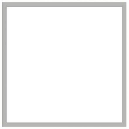 FS ECOWATTS Dalle LED 600x600 IP40 36W 4000K 3000lm 120° Blanc UGR