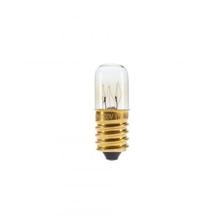 Lampe Tube Signalétique Incan. 15W E14 2750K 110Lm