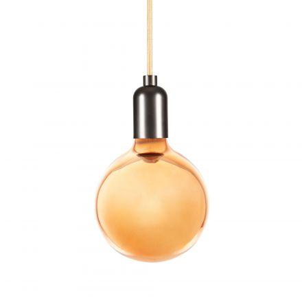 Ampoule CUIVREE E27 G125 LED 4W 1600K 35lm