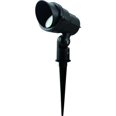 Cauda - Projecteur sur piquet IP 65 Ø96x133x344 GU10 35W max. noir