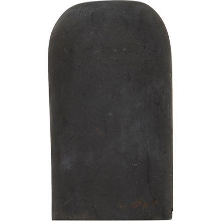 Douille Béton E27 H.82mm Noir