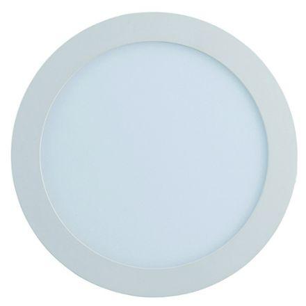 FS Kili - EcoWatts - Luminaire encastré LED Ø225x25 enc.Ø207 18W 3000K 1260lm 110° blanc