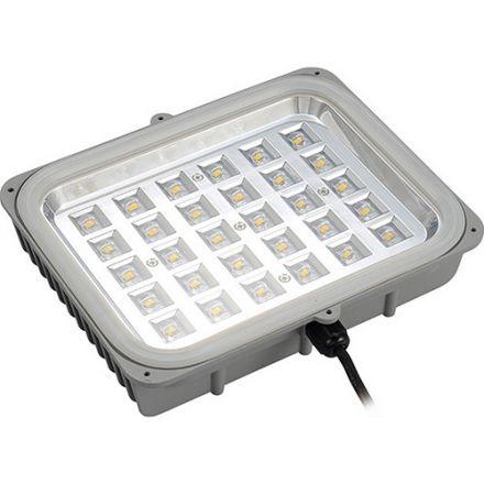 Sponde - Module LED 238x209x54 40W 3000K 4286lm 85x135° argent