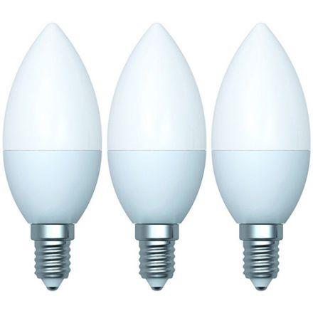 FS BLISTER 3* FLAMME LED 5W E14 2700K 3125469986737