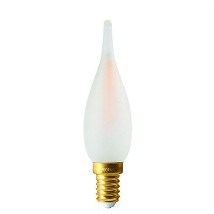 Flamme GRAND SIECLE GS1 Filament LED 1W E14 2700K 90lm Mate