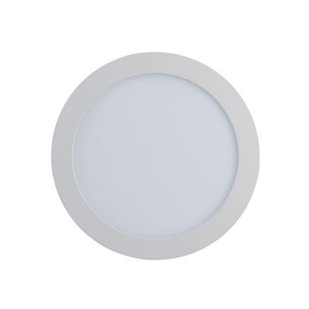 FS Kili - EcoWatts - Luminaire encastré LED Ø120x25 enc.Ø108 6W 4000K440lm 110° blanc