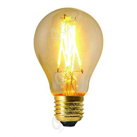 Standard A60 Filament DROIT LED 6W E27 4000K 850lm Clair