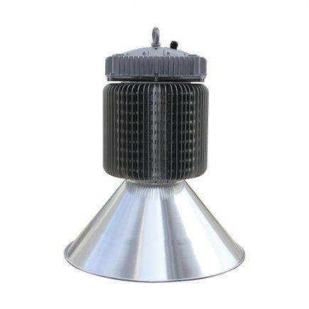 FS Nara - Armature industrielle LED IP 65 Ø500x632 440W 4000K 48400lm 120° argent Dim