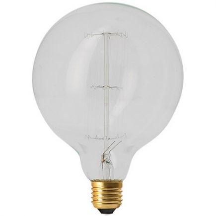 Globe D125 Filament Métallique Droit 24W E27 2200K Cl. 3125460249985
