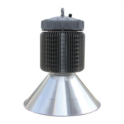 FS Nara - Armature industrielle LED IP 65 Ø500x632 330W 4000K 36300lm 120° argent Dim
