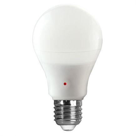 Standard A65 330° LED 12W E27 2700K 1000Lm Capteur Crépusculaire