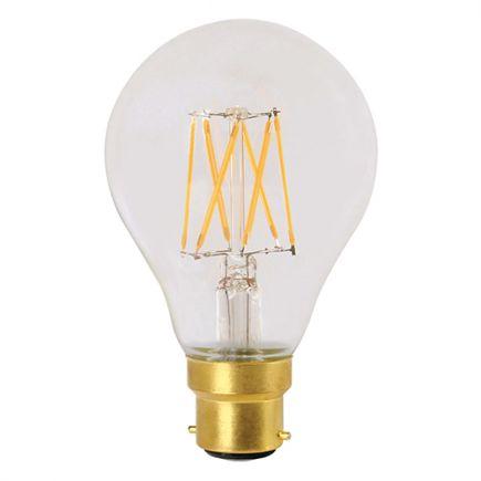 Standard Filament LED 7W 240V B22 2700K Claire