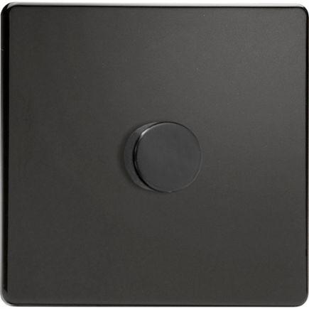 V-Pro variateur mural LED 1-120W black