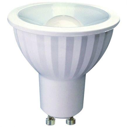 Spot LED 5W GU10 2700K 400Lm 100° Dim.