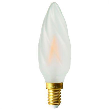Flamme F6 Filament LED 5W E14 2500K 500Lm Amb.