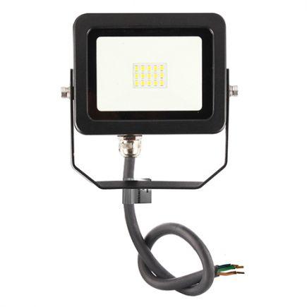 Yonna II - Projecteur LED 10W 4000K 1000lm 110° IP65 noir