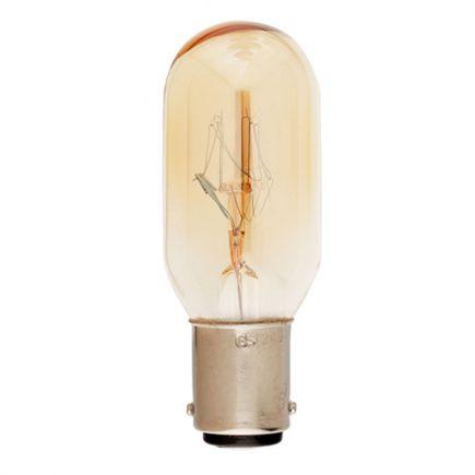 Lampe Tube Machine à Coudre Incan. 25W B15 2750K 130Lm Claire