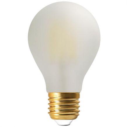 *Standard A70 Filament LED 8W E27 2700K 1000Lm Sat.