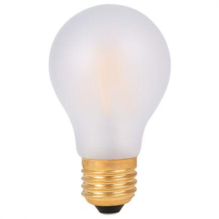 Standard Filament LED E27 7W 806Lm 2700K 360° Satinée 25000H