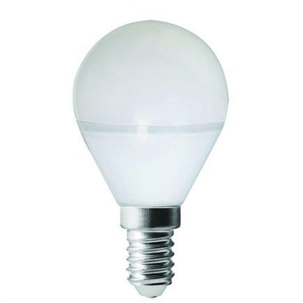 Sphérique G45 LED 330° 5W E14 2700K 400Lm Dim.