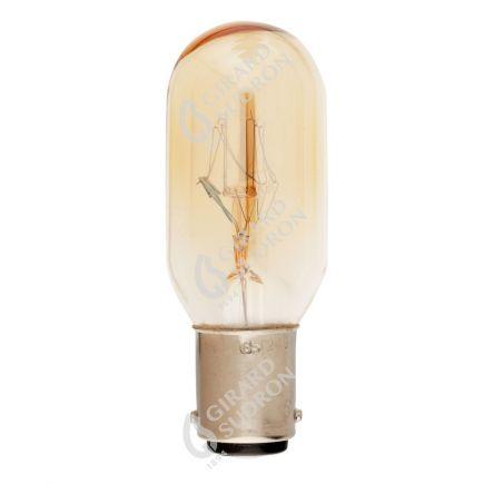 Lampe Tube Machine à Coudre Incan. 25W B15 2750K 130Lm Cl. 3125469130109