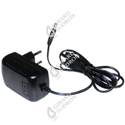 Chargeur de batterie sur secteur pour projecteur LED portatif