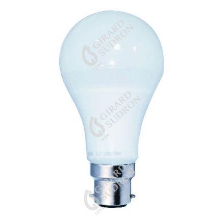 Standard A65 LED 330° 12W B22 2700K 1000Lm Dim.