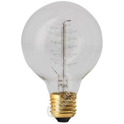 Globe D80 Filament Métallique Spiralé 24W E27 2200K Cl. 3125460249961