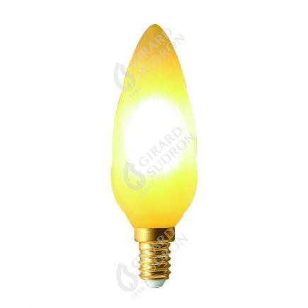 Flamme F6 Filament LED 5W E14 2700K 580Lm Mat