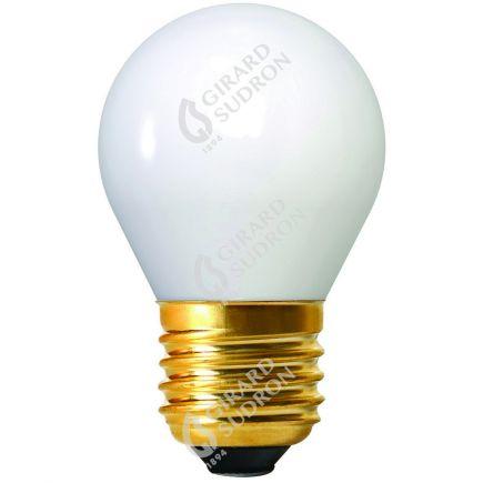 Sphérique G45 filament LED 4W E27 2700K 400Lm Opaline 3125467190013