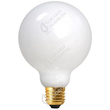 Globe G95 Filament LED 10W E27 2700K 1250Lm Opaline Dim