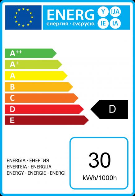 FS Flamme F6 Eco-Halo 30W E14 2750K 410Lm Cl. 3125467912202