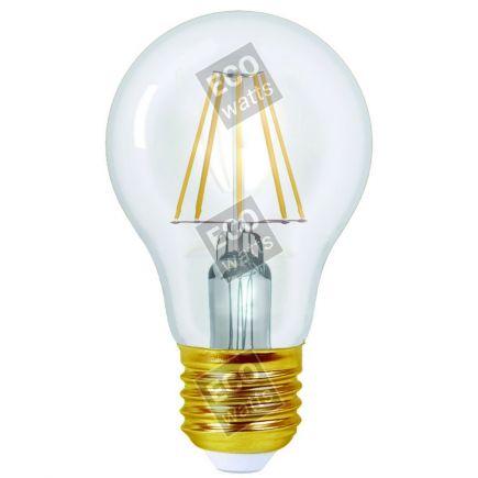 FS Ecowatts - Standard A60 Filament LED 6W E27 4000K 760Lm Cl. 3125469986300