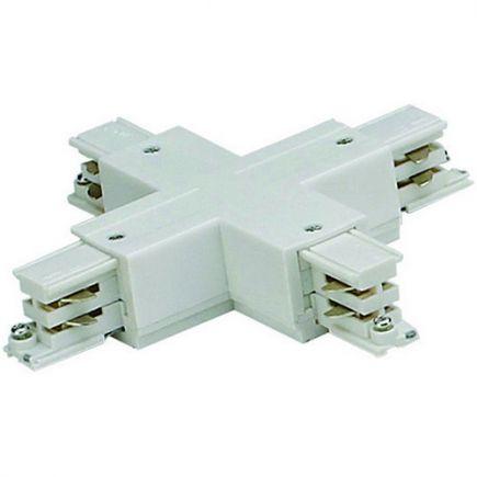 Connecteur X blanc