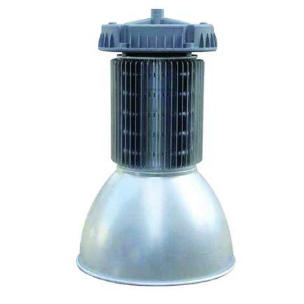 FS Nara - Armature industrielle LED IP 65 Ø500x574 110W 4000K 12100lm 120° argent Dim