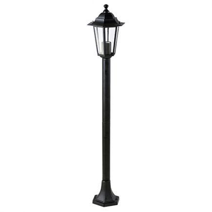 Val II - Poteau lumineux Ø203x1000 E27 60W max. noir