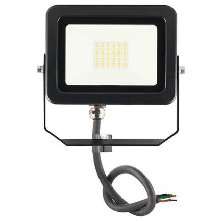 Yonna II - Projecteur LED 20W 3000K1900lm 110° IP65 noir