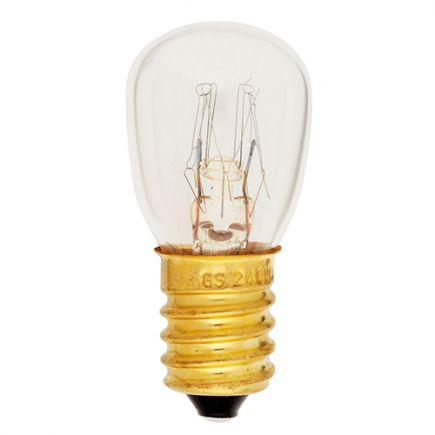 Lampe pour Four Incan. (<300°C) 15W E14 2750K 110Lm