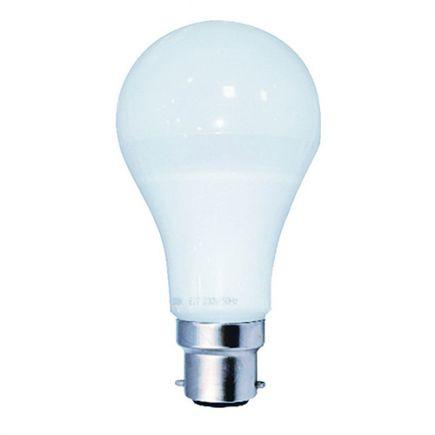 Standard A65 LED 330° 12W B22 4000K 1055Lm Dépoli - 160117