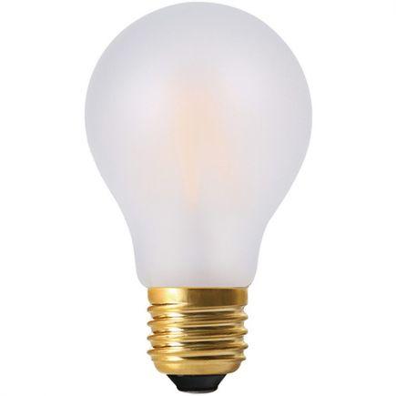 *Standard A60 Filament LED 6W E27 2700K 780Lm Mat.